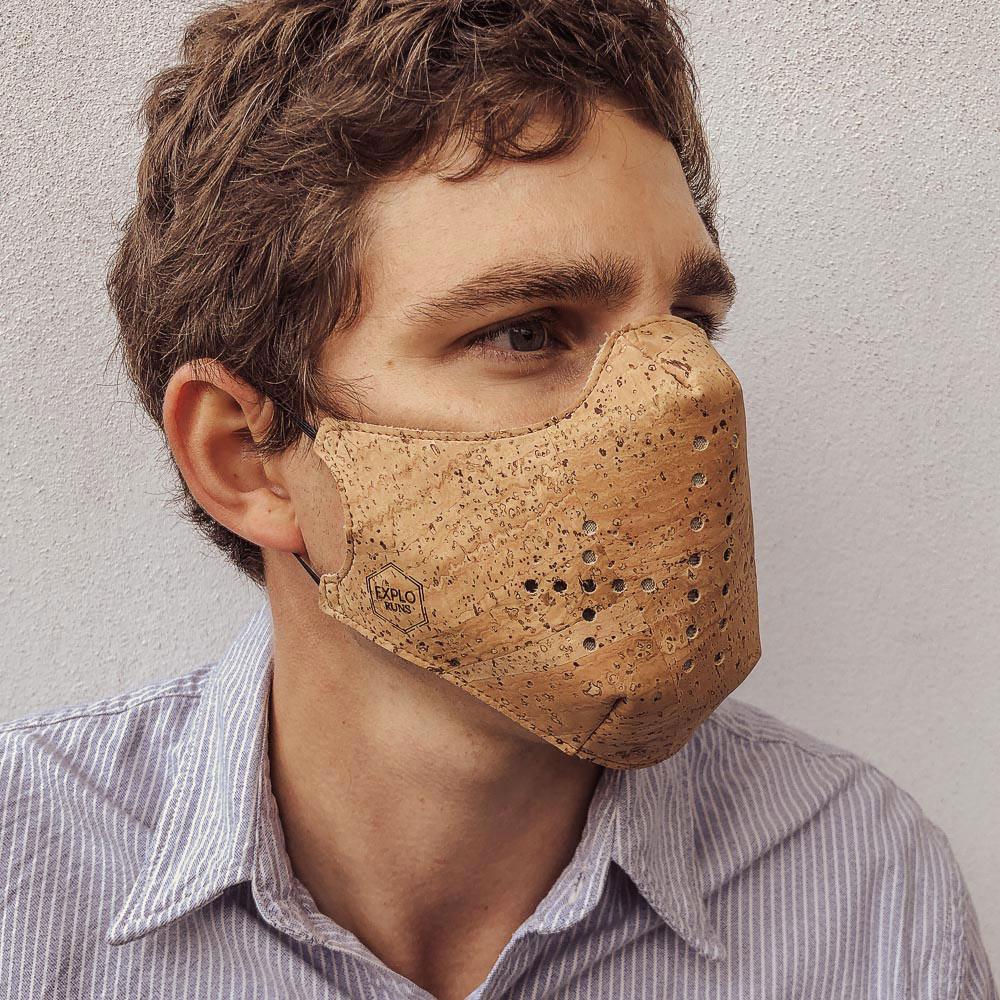 masque en liège