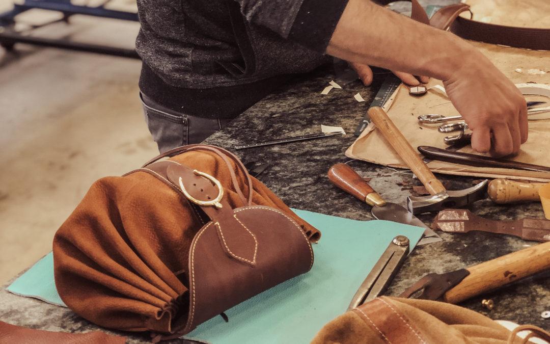 Comment reconnaître un objet de maroquinerie artisanale de luxe ?