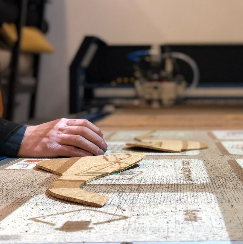 atelier confection cuir